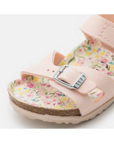 Zapatillas de piel plateadas Reebok CL