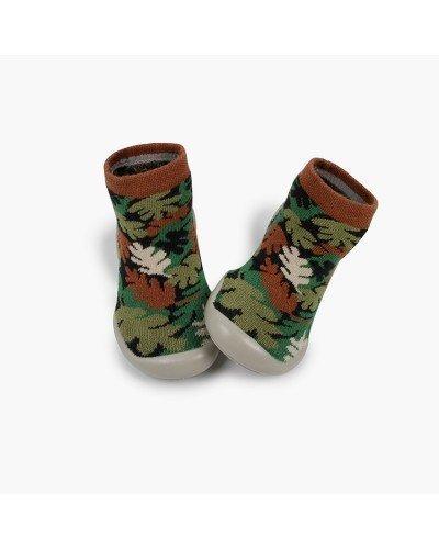 Zapatillas New Balance 574 velcro niños grandes