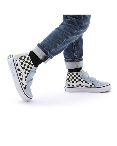 Zapatilla Nike Jordan 1 Mid Infrared para niños