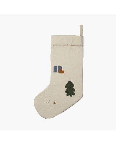 Zapatilla Casa Collegien Navidad para niños