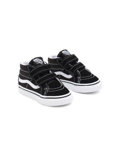 Zapatilla Nike Dynamo Pelo Negra para niños