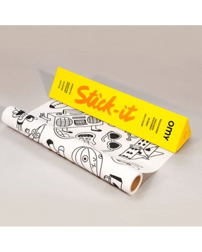 Play & Go Printed Rombo Gris