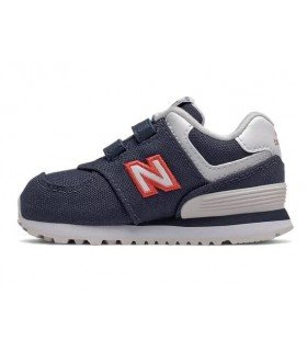 New Balance Hook Loop 574 azul