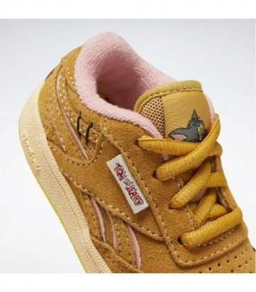 Colaboración Reebok + Tom & Jerry Junior