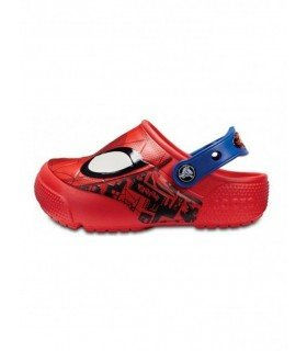 Crocs Fun Lab Spiderman