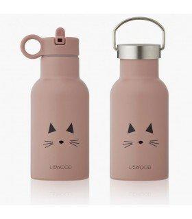 Liewood Anker Water Bottle Cat
