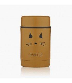 Liewood Nadja Food Jar Cat