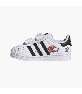 Adidas Superstar Girls Rules