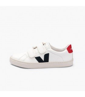 Veja Esplar Leather White Nautico Pekin