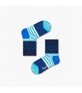Happy Socks Stripes&dots Azul