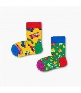 Pack Happy Socks On fire