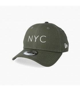 New Era NYC 9FORTY Verde