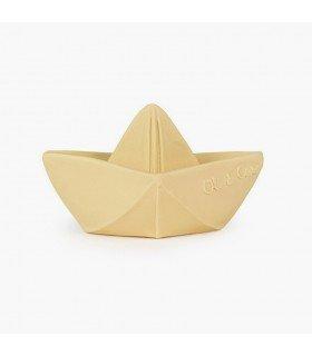 Oli & Carol Origami Boat Vanilla L-BOAT-UNIT-VANILLA
