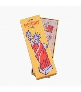 OMY Juego Memoria City JEU02