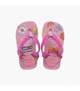 Havaianas Baby Peppa Pig Rosa 4145980-5784
